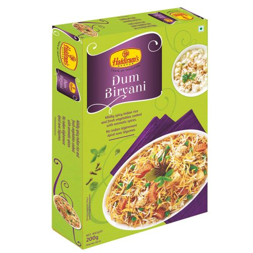 Dum Biryani (200 gms)