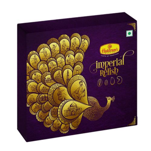 Imperial Relish - Dry Fruit Box (600 g)