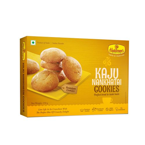 Kaju Nankhatai Cookies (250 gms)