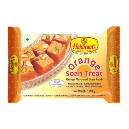 Soan Papdi (Orange Flavour)